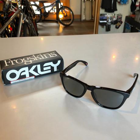 OAKLEY Frogskins PRIZM BLACK(Asia Fit)