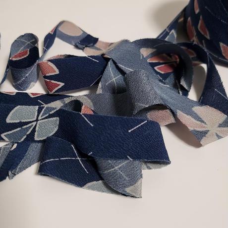 藍色に水色と桃色の風車(10164)