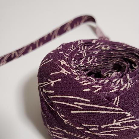 紫に白の松葉模様(10155)