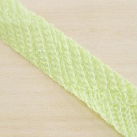 黄緑の色無地2m(2010015)