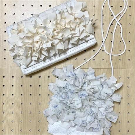 【お試しセット・送料無料】白系キモノヤーン(白・白ベースのキモノヤーン20種30m以上)
