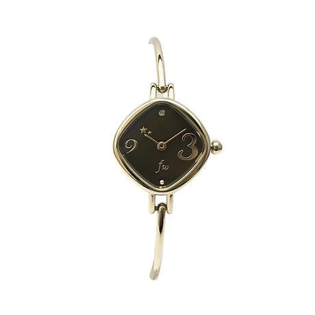 Bangle Watch ★110th Anniversaryモデル★ゴールドカラー