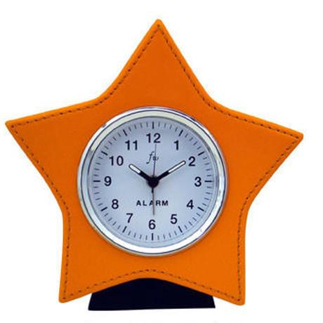Fancy Clock(ファンシークロック)スター(オレンジ)