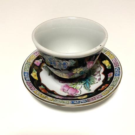 景徳鎮  茶杯 o-057