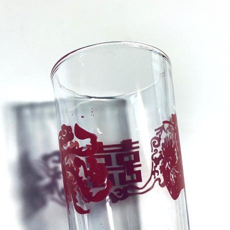 レトログラス ダブルハピネス  o-160