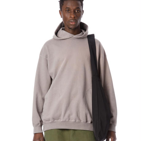 SANDINISTA-MA-1 Shoulder Bag【BLACK】