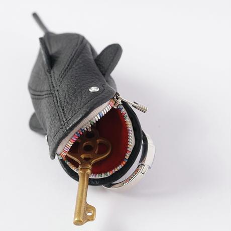 id.Lumina キーケース ブラック レインボー  限定品