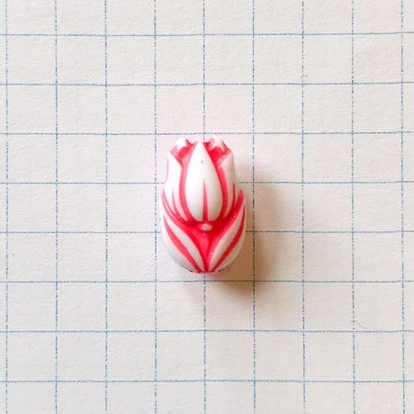 チューリップビーズ(FEP 225 ピンク) 【2個セット】