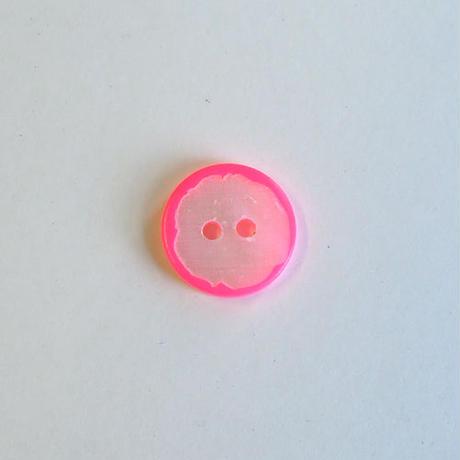 ネオンカラーシェルボタン(JB109236 12mm ピンク)