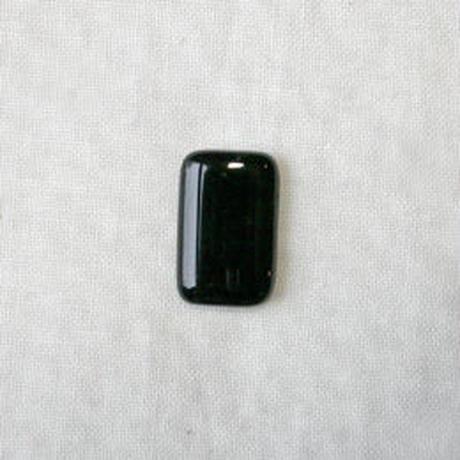 レクタングルビーズ(長方形) マット(FJ64  ブラック)