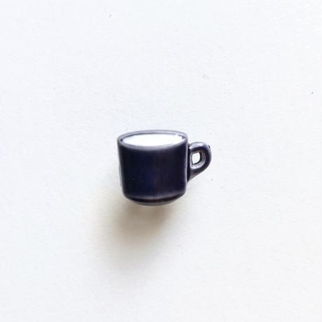 コーヒーカップボタン (JB767252 ネイビー )