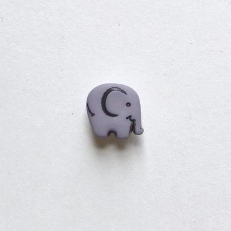 ゾウボタン (JB734331 グレー)