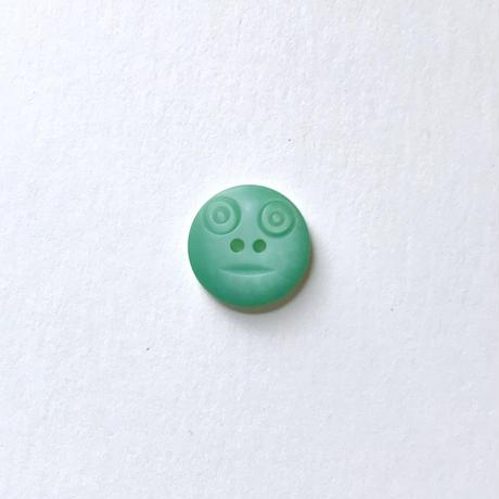 スマイルボタン  (Sサイズ ターコイズ)