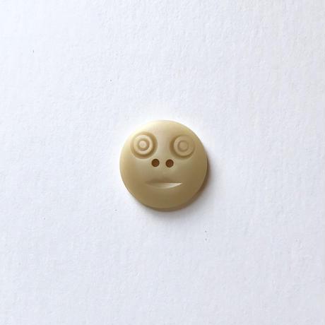 スマイルボタン ( Mサイズ ベージュ)