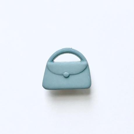 ハンドバッグボタン (JB730273 ブルーグリーン)