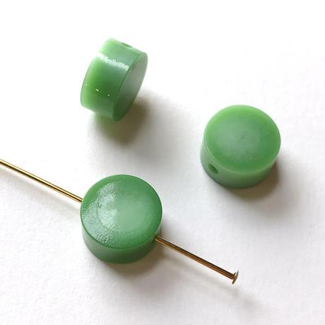 タイコ型ビーズ (FEP211  グリーン)