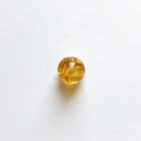 ジャパンヴィンテージ・ビーズパック(JVB246 琥珀)【15個セット】
