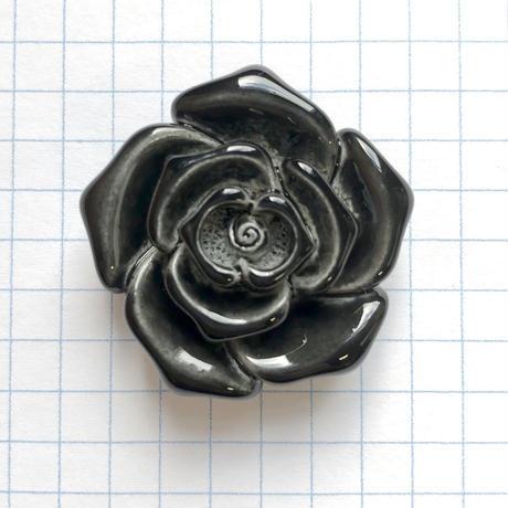 ローズボタン (JB736688 ブラック)