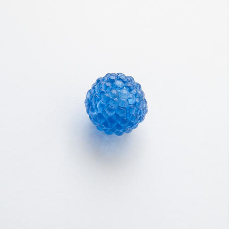 ジャパンヴィンテージ・ビーズパック(JVB338  ロイヤルブルー)【16個 セット】