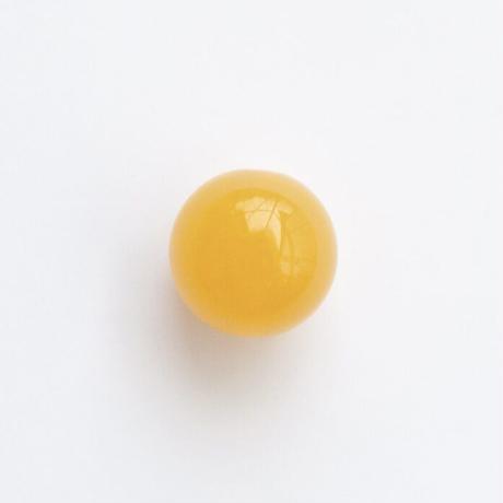 ジャパンヴィンテージ・ビーズパック(JVB339 マスタードイエロー)【12個 セット】