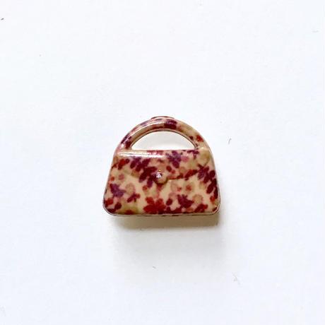 ハンドバッグボタン (花柄 JB735044)