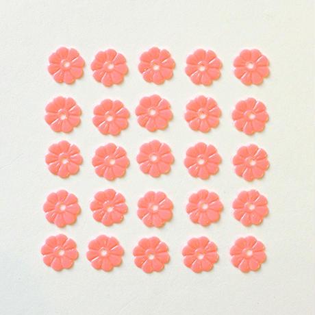 スパンコール フラワー5mm(FFS233 ピンク)【25枚セット】