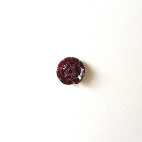 シェルローズボタン (JB106229 ボルドー)