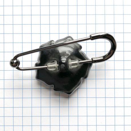 CO- 別注ねじ式キルトピン5cm(ブラックニッケル)