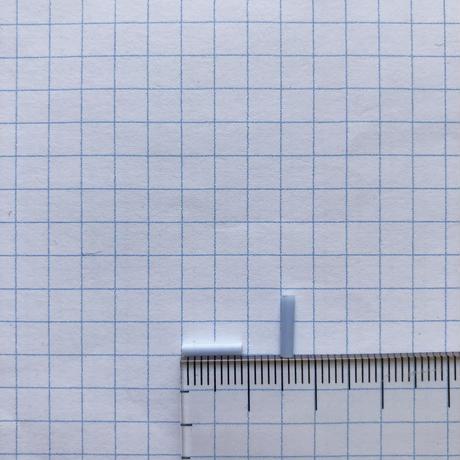 ヴィンテージフランス 竹(チューブ)ビーズパック(No.49 ライトブルー)    【1.5g入り】