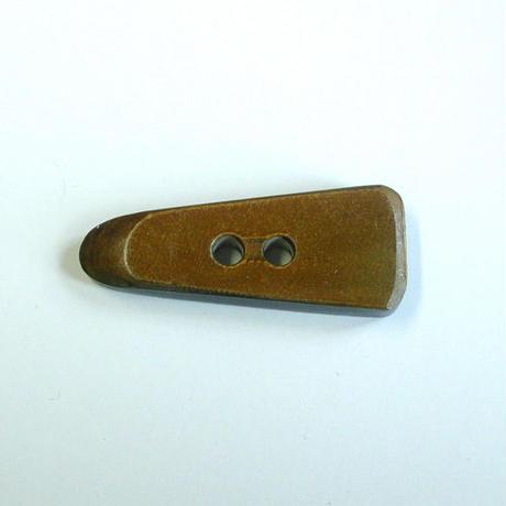 水牛ダッフルボタン(JB615031 40mm ライトブラウン)