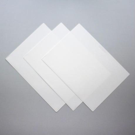 SLIT white 3枚セット