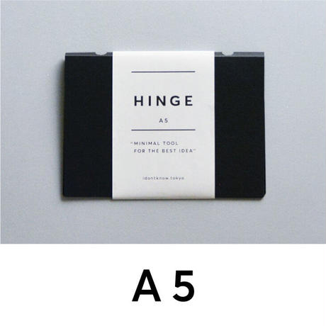 HINGE A5 black