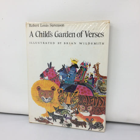【B0106】A Child's Garden of Verses /Brian Wildsmith