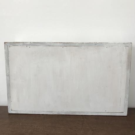 【古道具153】 古い 木製 ガラスケース