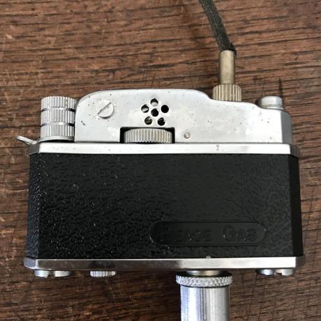 【古道具178】カメラ ライター オブジェ