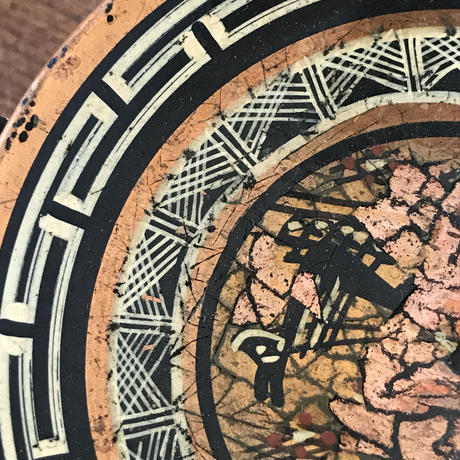 【古道具204】ギリシャの 盃 オブジェ