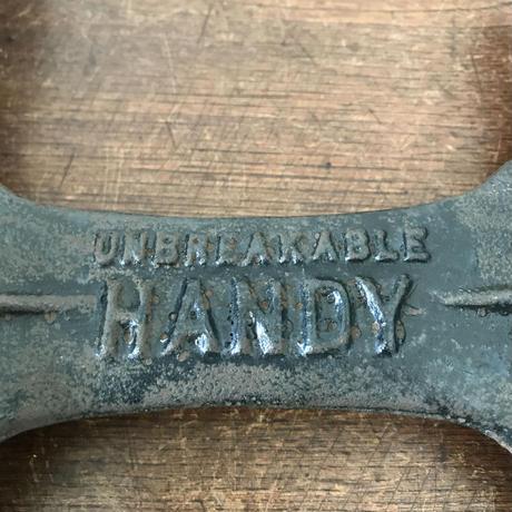 【古道具169】UNBREAKABLE HANDY FUJI TENGU  レトロアンティーク 靴修理