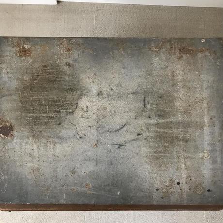 【古道具157】 古い ブリキ ボックス