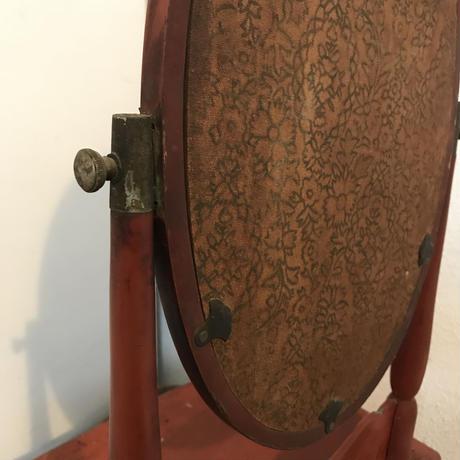 【古道具93】大正時代のレトロアンティークな鏡台