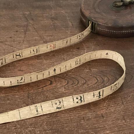 【古道具173】 古い革のアンティークスケール