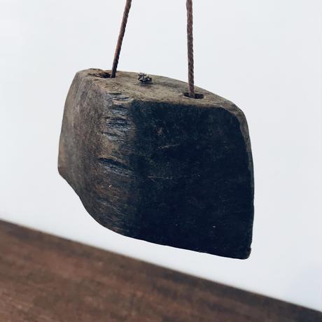 【古道具245】木製ベル