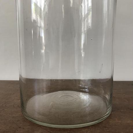 【古道具161】古い 大きな ガラス瓶 高さ50㎝