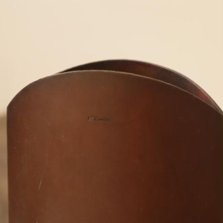 【古道具268】金属製 ツールスタンド