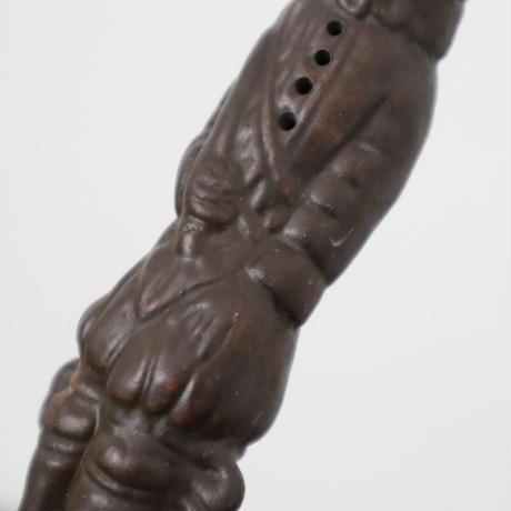 【古道具221】陶器のシュール人形