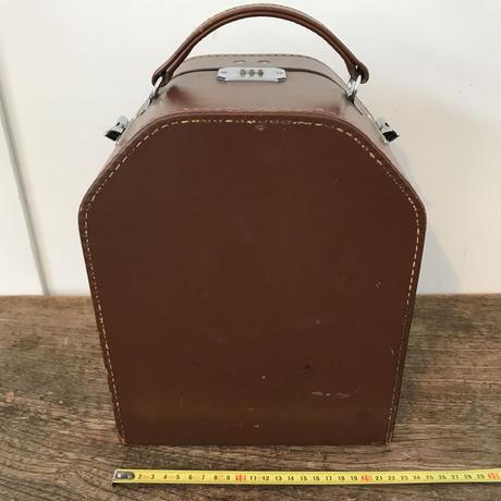 【古道具86】ビンテージ 革カメラケース Bell&Howell