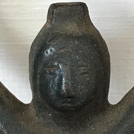 【古道具133】 アイアン オブジェ