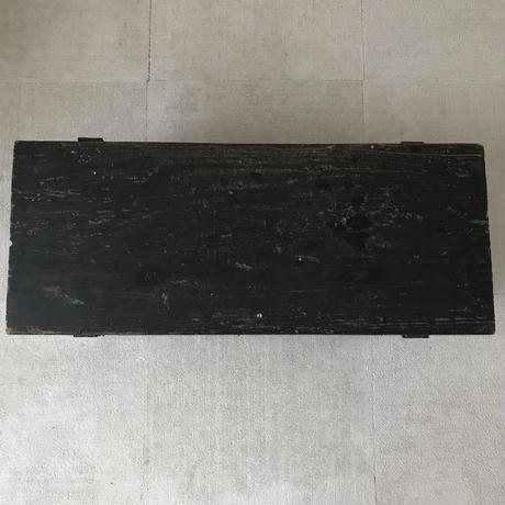 【古道具148】文机 寺子屋 時代家具 骨董品