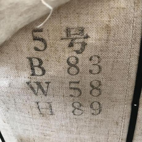 【古道具163】鉄脚 トルソー 5号 アンティーク