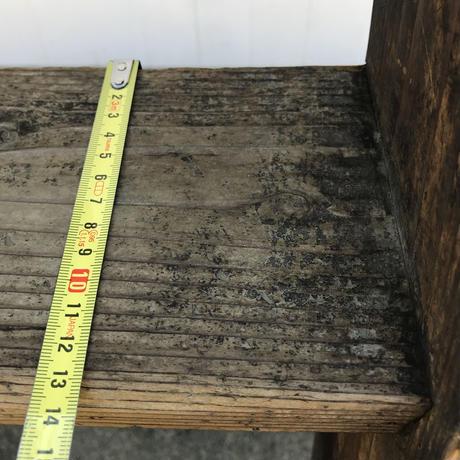 【古道具164】古い はしご 棚 全長295㎝ ディスプレイ