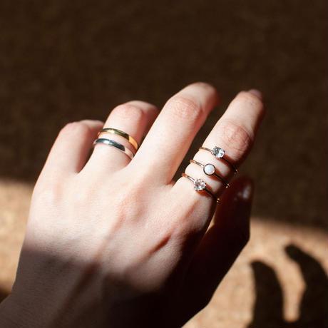 ring / K10WG before dawn オパール